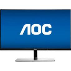 """AOC 22"""" LED W.S. 20MIL:1 DVI/VGA N-SPK"""