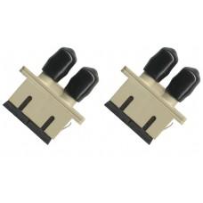 Fiber Optic Adapter Coupler SC to ST